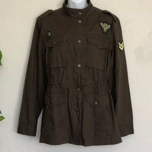 Kensie Army Jacket SzM